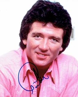 Patrick Duffy Signed 8x10 Photo - Video Proof