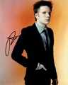 Patrick Stump Signed 8x10 Photo