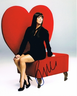 Patti Stanger Signed 8x10 Photo - Video Proof
