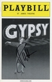 Patti LuPone Signed Playbill