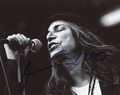 Patti Smith Signed 8x10 Photo
