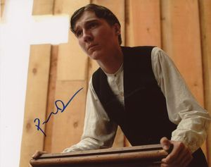 Paul Dano Signed 8x10 Photo