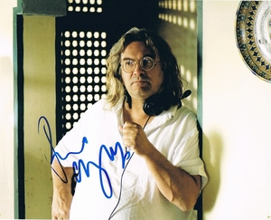Paul Greengrass Signed 8x10 Photo - Video Proof