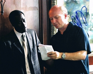 Paul Haggis Signed 8x10 Photo - Video Proof