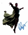 Paul Bettany Signed 8x10 Photo - Video Proof