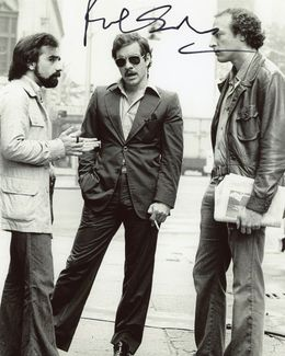 Paul Schrader Signed 8x10 Photo