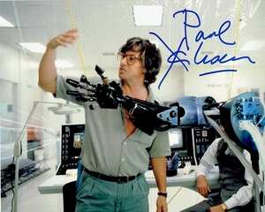 Paul Verhoeven Signed 8x10 Photo - Video Proof