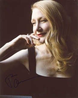 Patricia Clarkson Signed 8x10 Photo