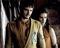 Pedro Pascal Signed 8x10 Photo