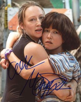 Anna Konkle & Maya Erskine Signed 8x10 Photo - Video Proof