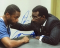 Cuba Gooding, Jr. & Courtney B. Vance Signed 8x10 Photo