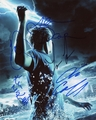 Percy Jackson Cast Signed 8x10 Photo - Video Proof