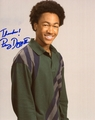 Percy Daggs Signed 8x10 Photo