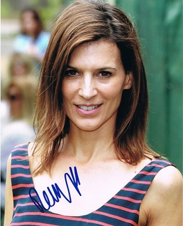 Perrey Reeves Signed 8x10 Photo - Video Proof
