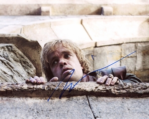 Peter Dinklage Signed 8x10 Photo - Video Proof