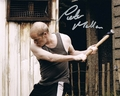 Peter Mullan Signed 8x10 Photo - Video Proof