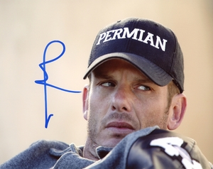 Peter Berg Signed 8x10 Photo