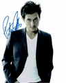 Peter Cincotti Signed 8x10 Photo