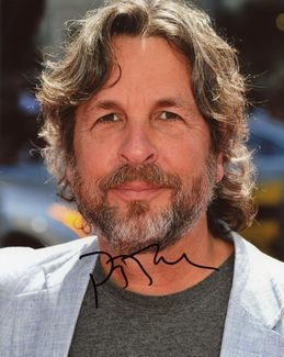 Peter Farrelly Signed 8x10 Photo - Video Proof