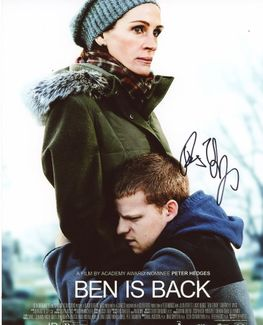 Peter Hedges Signed 8x10 Photo
