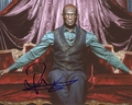 Peter Mensah Signed 8x10 Photo - Video Proof
