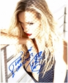Petra Nemcova Signed 8x10 Photo