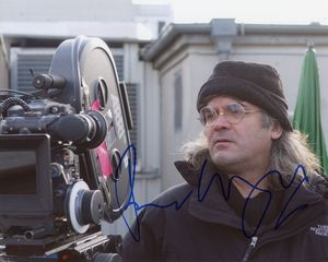 Paul Greengrass Signed 8x10 Photo