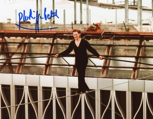 Philippe Petit Signed 8x10 Photo - Video Proof