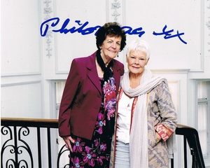 Philomena Lee Signed 8x10 Photo - Video Proof