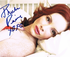 Phoebe Price Signed 8x10 Photo - Video Proof
