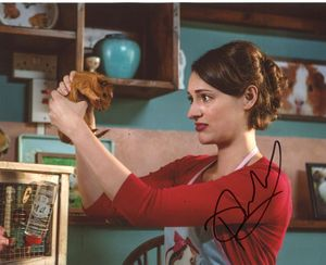 Phoebe Waller-Bridge Signed 8x10 Photo
