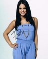 Pia Toscano Signed 8x10 Photo - Video Proof
