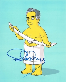 Placido Domingo Signed 8x10 Photo