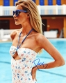 Poppy Delevingne Signed 8x10 Photo