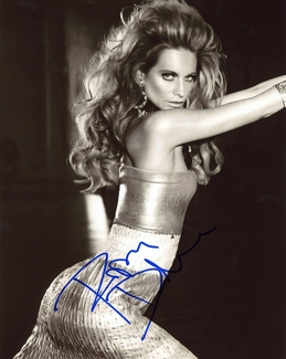 Poppy Delevingne Signed 8x10 Photo - Video Proof