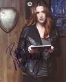Poppy Montgomery Signed 8x10 Photo