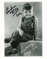 "Gordon ""Porky"" Lee Signed 8x10 Photo"