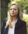 Portia Doubleday Signed 8x10 Photo