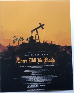 Paul Thomas Anderson Signed 11x14 Photo