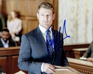 Philip Winchester Signed 8x10 Photo