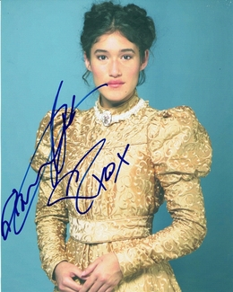 Q'Orianka Kilcher Signed 8x10 Photo