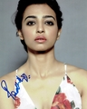 Radhika Apte Signed 8x10 Photo