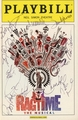 Ragtime Signed Playbill