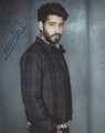 Rahul Kohli Signed 8x10 Photo