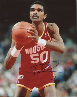Ralph Sampson Signed 8x10 Photo