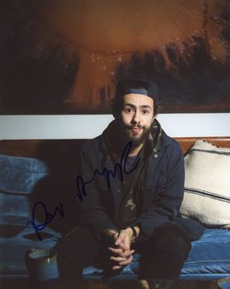 Ramy Youssef Signed 8x10 Photo