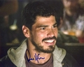 Raul Castillo Signed 8x10 Photo - Video Proof
