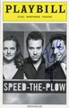 Raul Esparza Signed Playbill