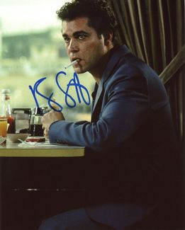 Ray Liotta Signed 8x10 Photo