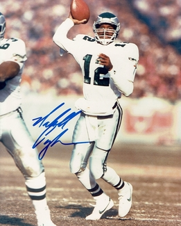 Randall Cunningham Signed 8x10 Photo